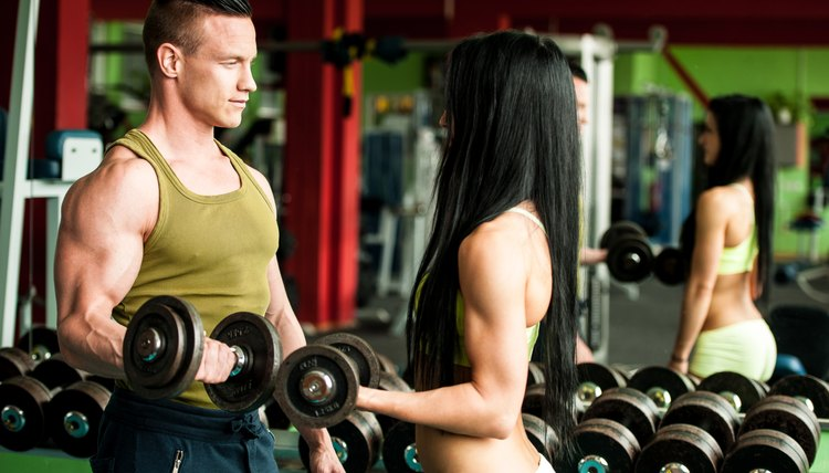 Exercises to Do at the Gym
