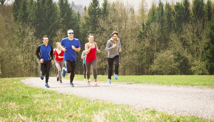 Group Running Exercises