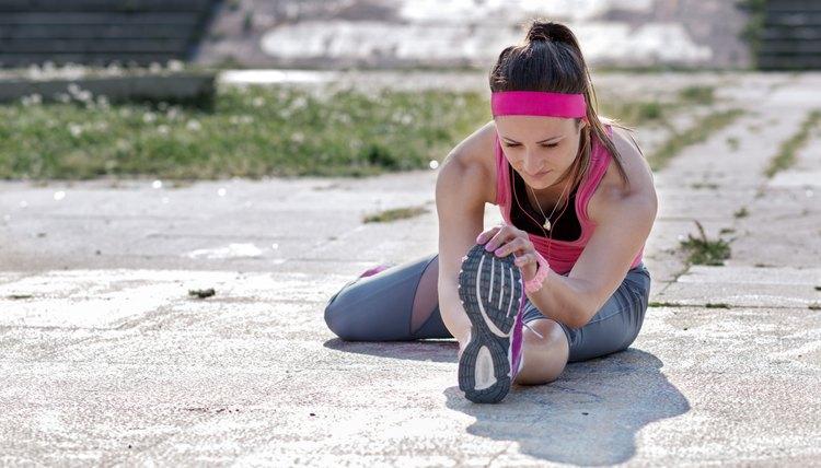 Quadriceps Stretches