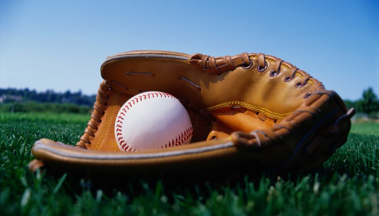 The History of Baseball Equipment