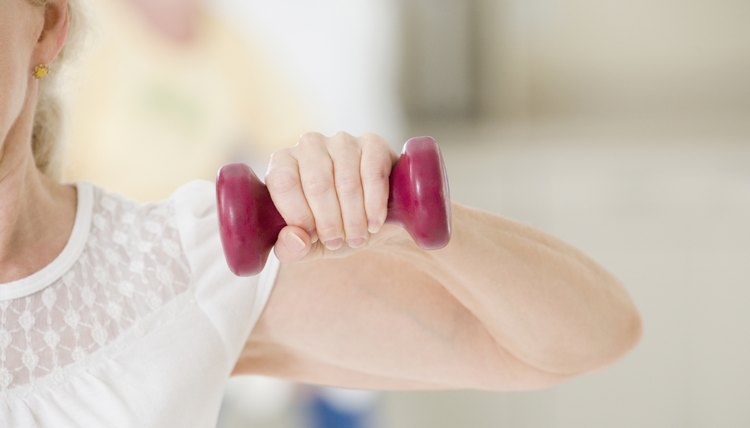 Arm Exercises With Sternal Precautions