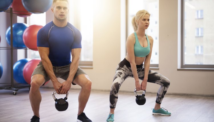 What Gym Workouts Are Best for Toning the Abs and Thighs?