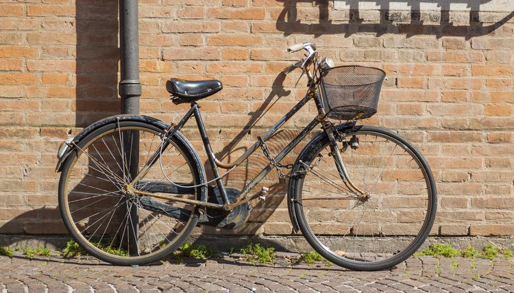 How to Remove Rust on a Bicycle