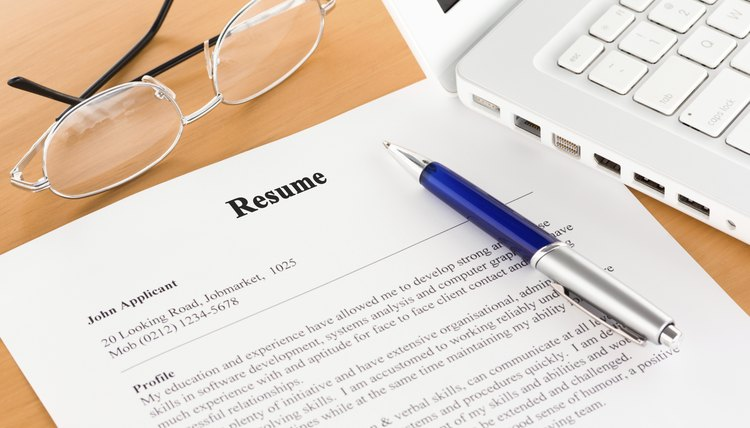 Top Ten Tips On Resume Writing