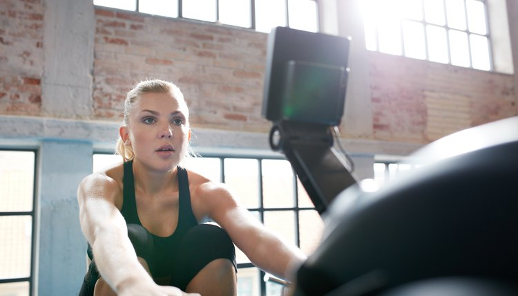 Concept2 Rowing Workouts