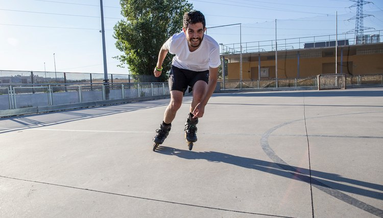 Physical Benefits of Rollerblading