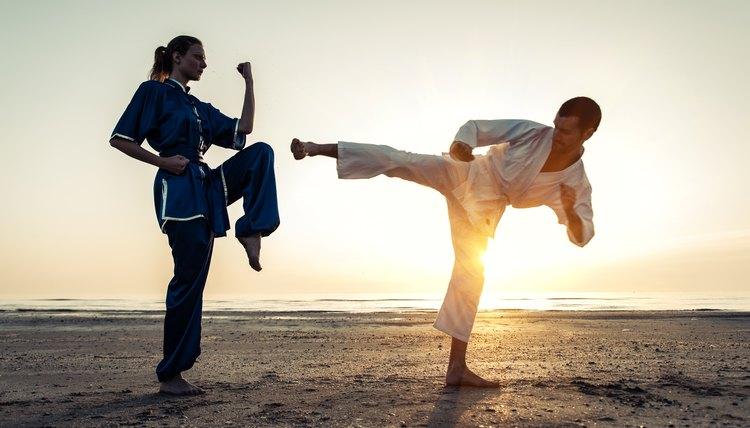 Taekwondo Speed Training