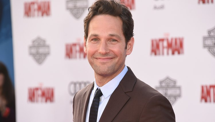 How Paul Rudd Got Ripped for Ant-Man