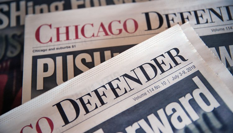 Historic Black Newspaper, Chicago Defender, To End Print Edition