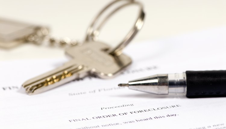 Keys and a property title