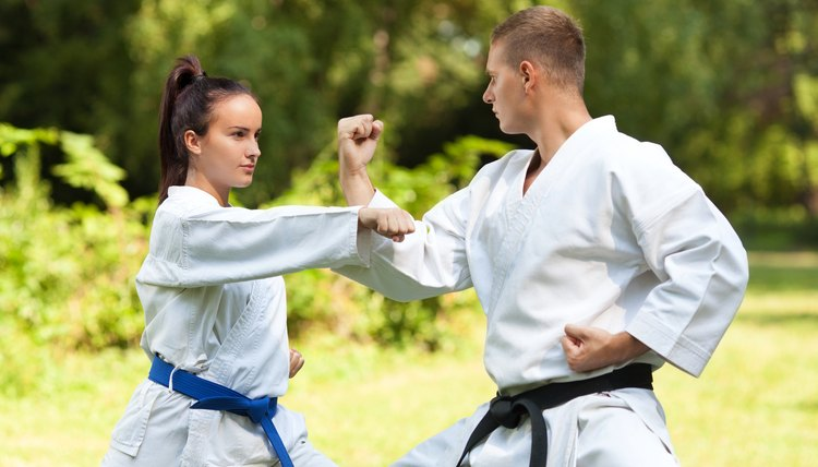 List of Martial Arts Exercises