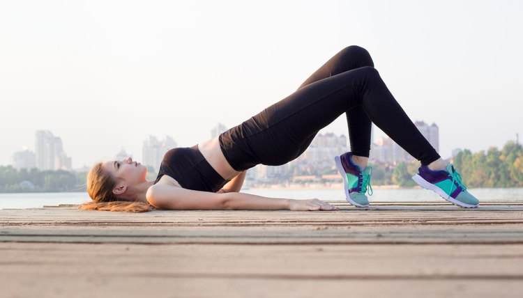 Glutes & Hip Activation Exercises