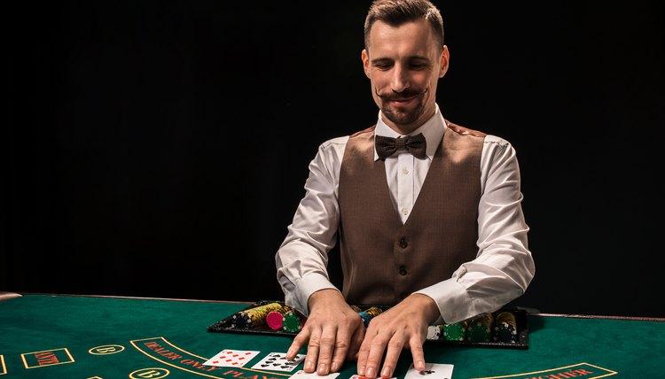 Casino floor attendant job description