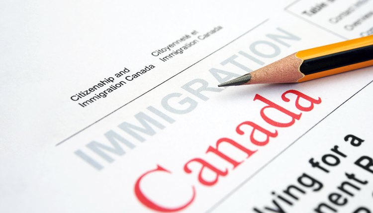 Immigration Canada Permanent Resident Application