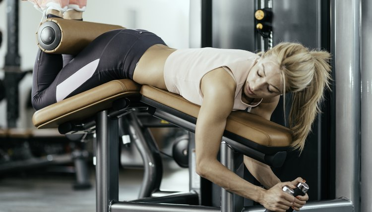 Benefits of Weighted Reverse Leg Curls