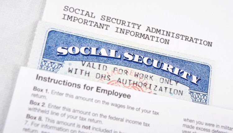 how can i get a copy of my social security card fast legalbeagle com