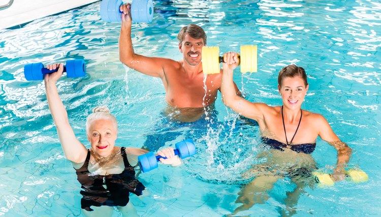How to Teach Water Aerobics