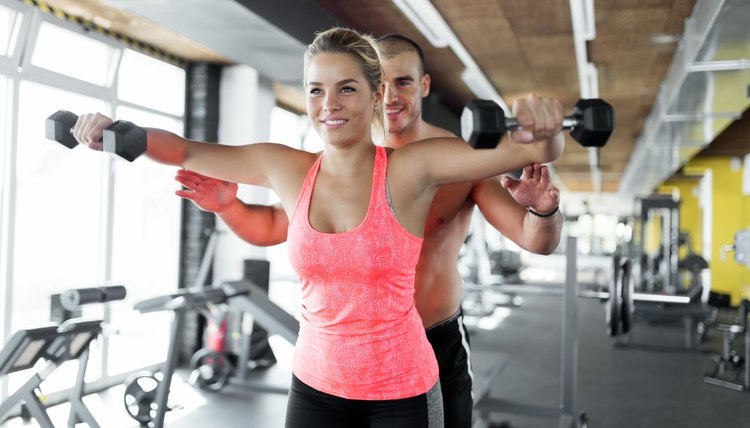 Free Weight Shoulder Exercises