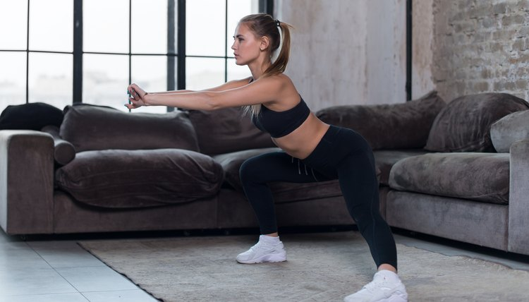 The Best Exercises for Hips & Thighs at Home