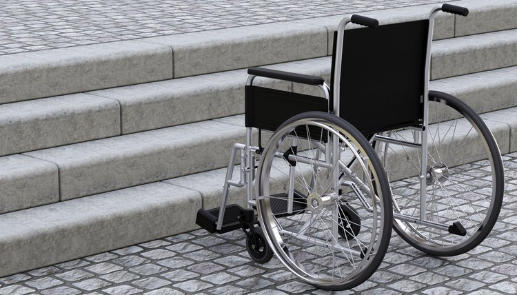 Rights Of The Disabled In An Eviction Legalbeagle Com