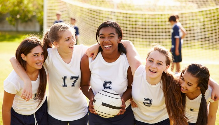 Companies That Give Grants & Sponsorships to Youth Athletes