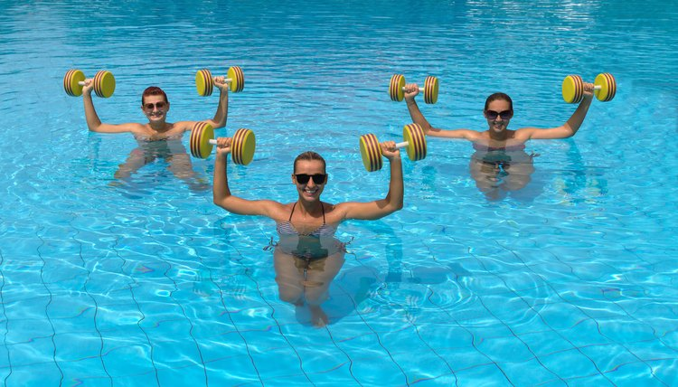 What Is a Good Shoe for Water Aerobics?