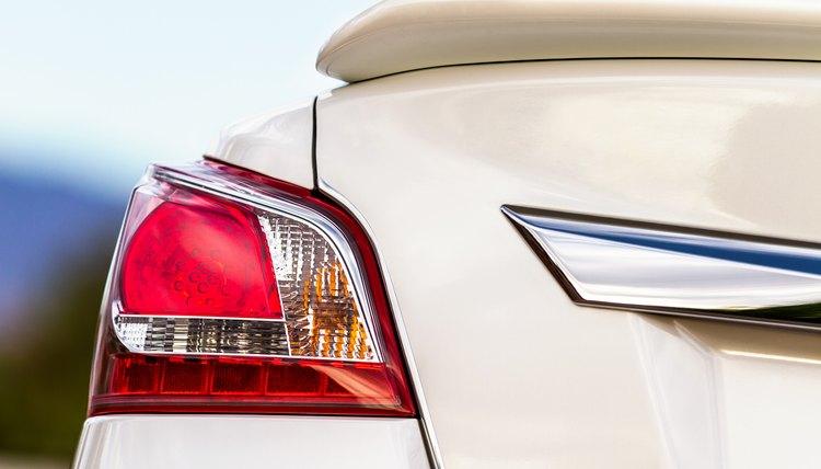 Car Rear Tail Light