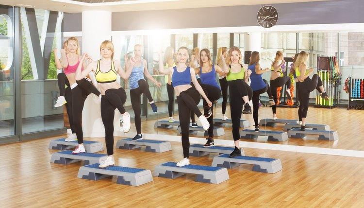 Step Aerobics Instructor Training