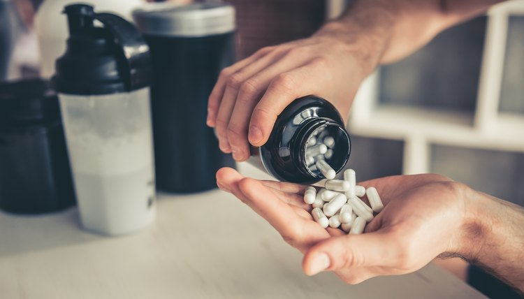 Supplements to Speed Muscle Recovery & Healing