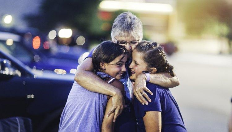 Getting Grandparents Rights in Ohio