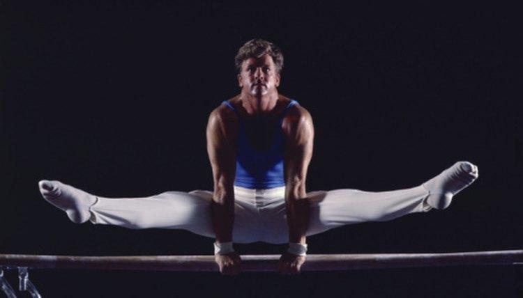 Men's Gymnastics Workouts