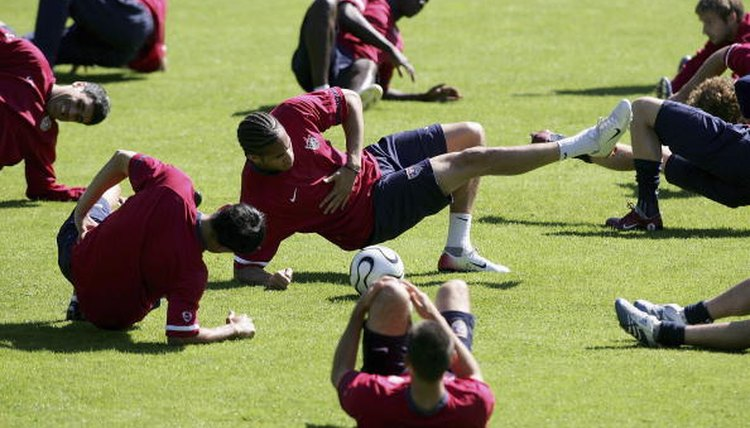 Workout Routines for Soccer Players