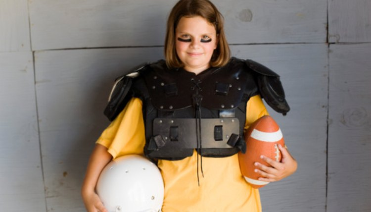 Timeline: History of Football Pads