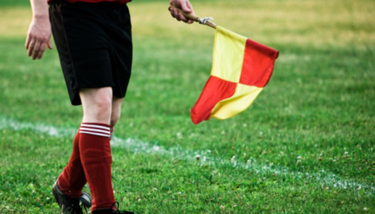 The Duties of a Soccer Linesman