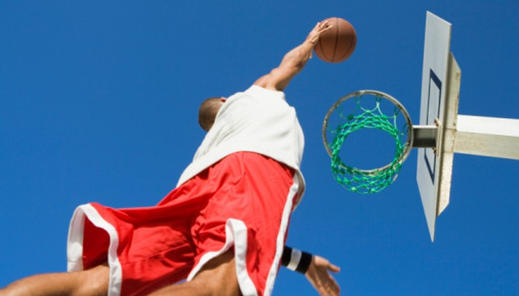 How to Dunk If You Can Touch the Rim