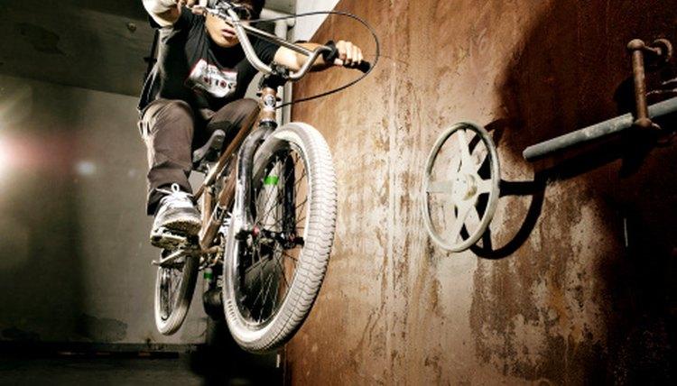 The Size Standards of a BMX Bike