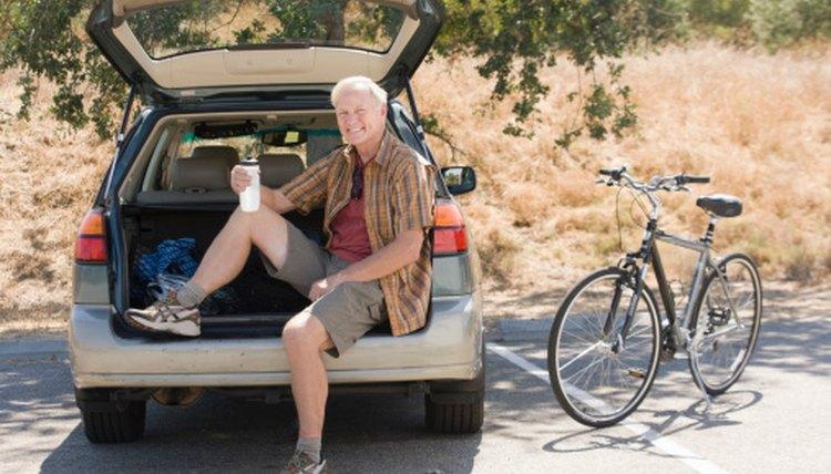 Can I Put Mountain Bike Components on a Road Bike Frame?