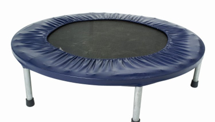 Is a Mini Trampoline Safe for an Elderly Person?