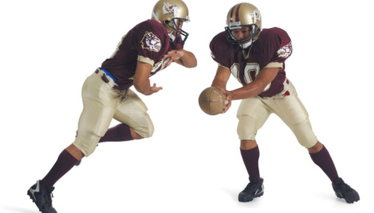 How to Get Strong for Football Tryouts