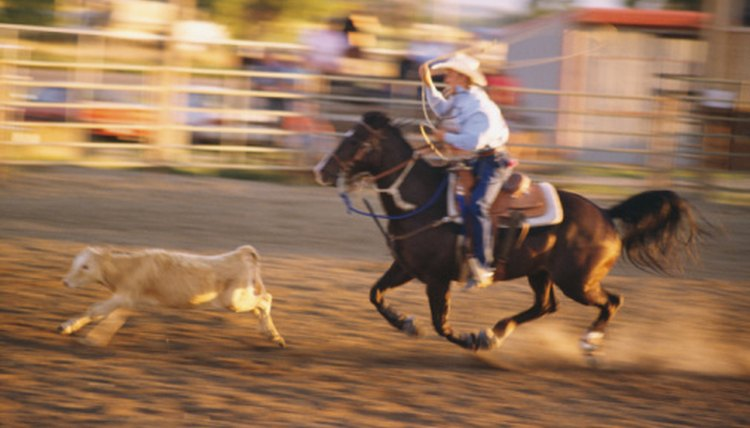 How to Make a Calf Roping Barrier