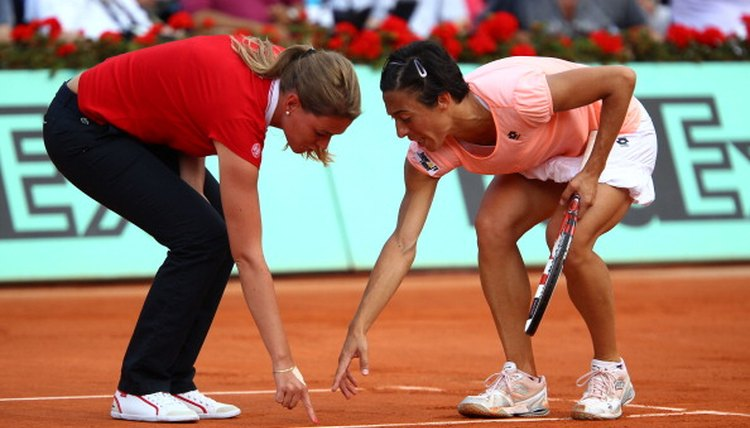 Responsibilities of Tennis Referees