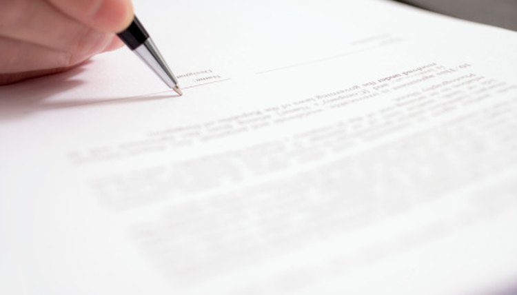 How To Write A Business Thank You Letter For A Business Opportunity
