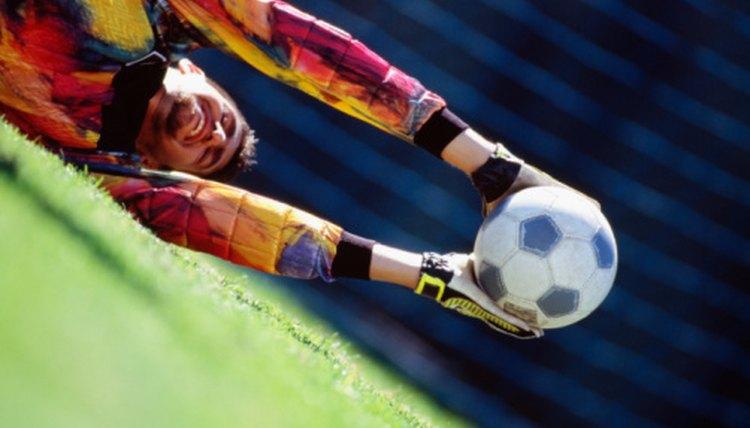How Far Out Can a Soccer Goalie Go?