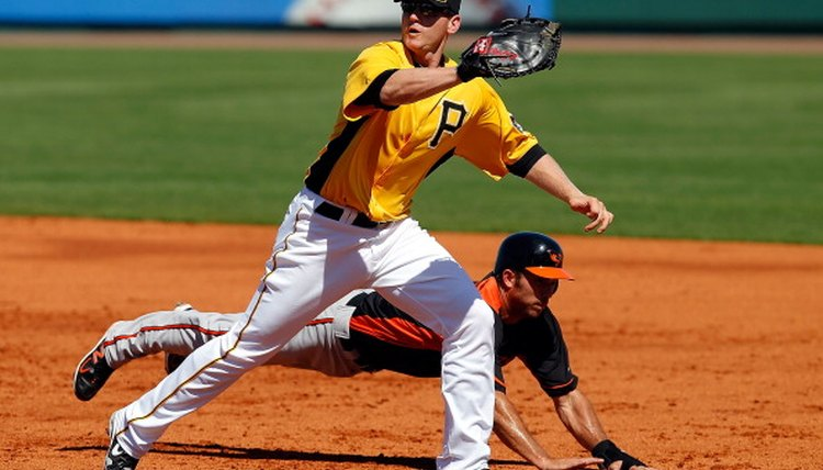 Can There Be a Baseball Triple Play Without the Defense Touching the Ball?