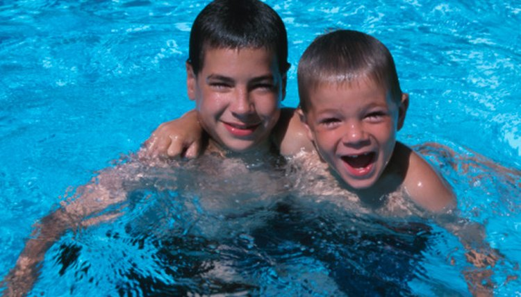 Swimming Lesson Plans for Kids