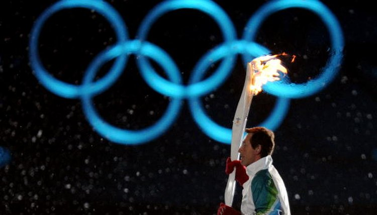 What Is the Reason for Lighting the Olympic Torch?