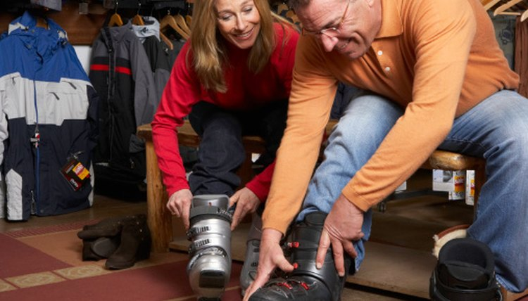 Causes of Ski Boot Ankle Pain