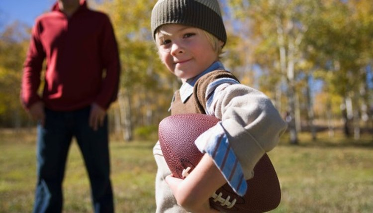 How to Deflate a Football Without a Needle