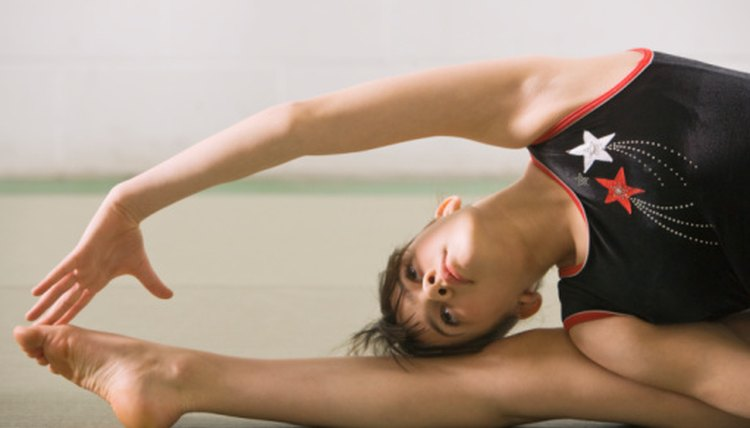 Upper Body Workouts for Gymnasts