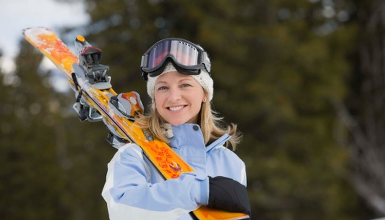 How to Fit Downhill Skis